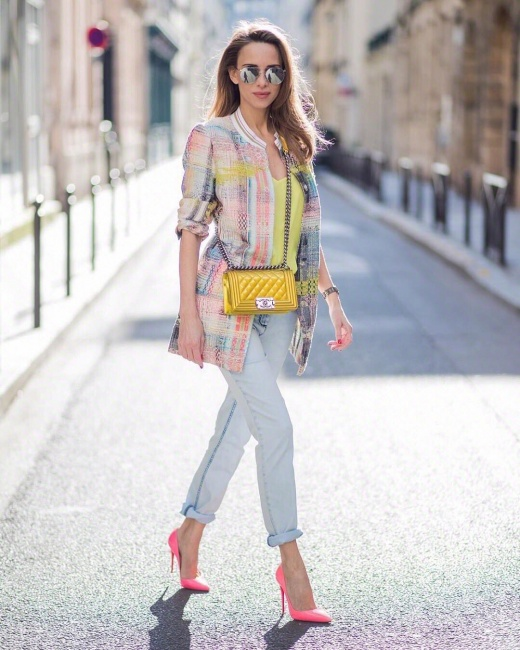 Летние джинсы для женщин 2018: 20 стильных образов