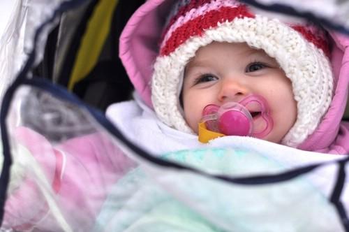 Как выбрать одежду для детей на зиму